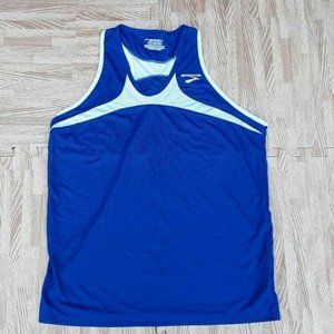 NEW WOMEN'S BROOKS XXL RACER BACK SINGLET TANK TOP